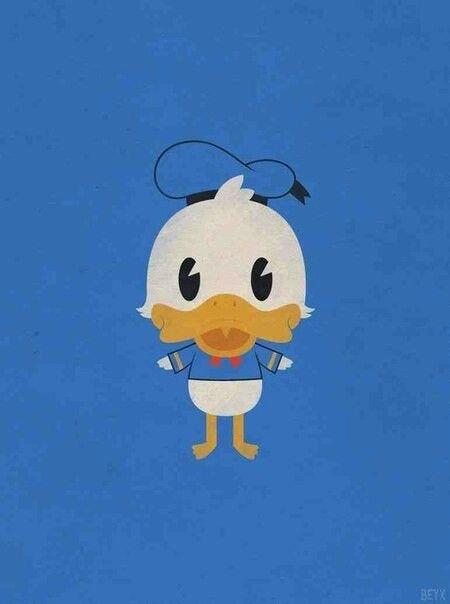 Donald Duck -  BEYX