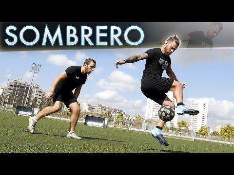 Sombrero TOP G - Trucos de Fútbol, Videos y goles (Tutoriales Street Futbol calle y Freestyle) - YouTube