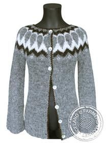 Icelandic sweaterDesign Wool, Wool Sweaters, Iceland Design, Fell Open, Iceland Art, Iceland Sweaters, Iceland Cardigans, Farmersmarket Sweaters, Iceland Wool Cardigans