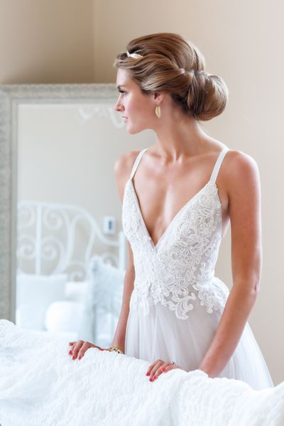 40 Wedding Hairstyles For Long Hair That Really Inspire: 17 Best Images About Bridal Hair Inspiration On Pinterest