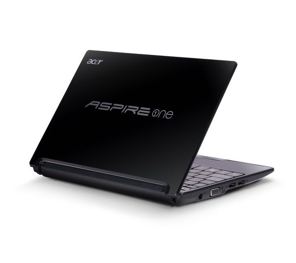 ACER Aspire One D255 Netbook - Black  N550 processor £175 at Dixons
