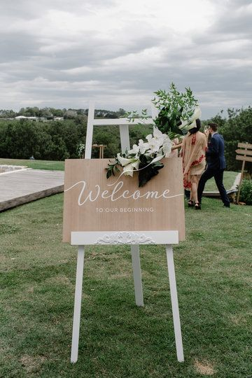 The gorgeous Casey + Brenton, married in the stunning Byron Bay Hinterland // Created by The Events Lounge // www.theeventslounge.com.au
