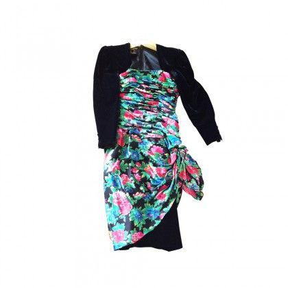 ESCADA evening dress- VINTAGE