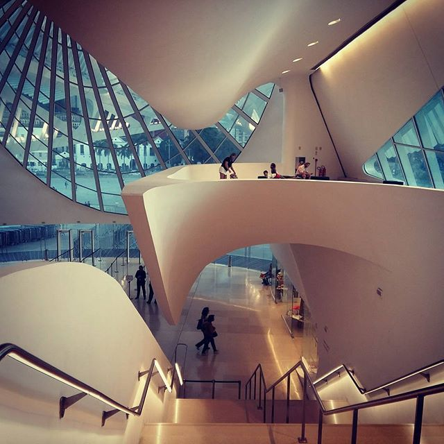 Museu do Amanhã, Porto Maravilha, Rio de Janeiro, arquiteto Santiago Calatrava