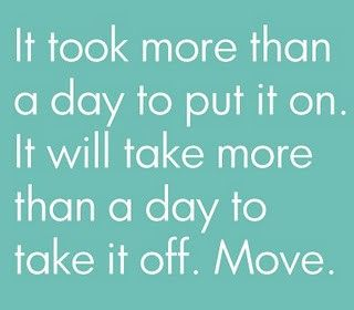 Weight Loss Quotes | Spa Week Daily