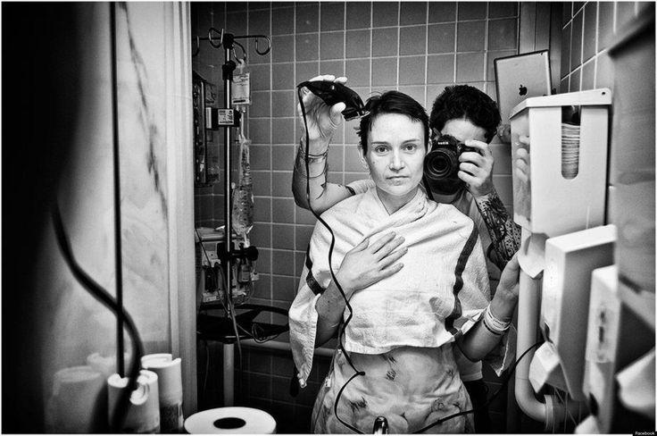 Breast cancer photo essay
