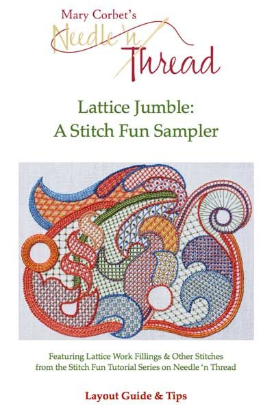 Lattice jumble sampler layout guide available now hand