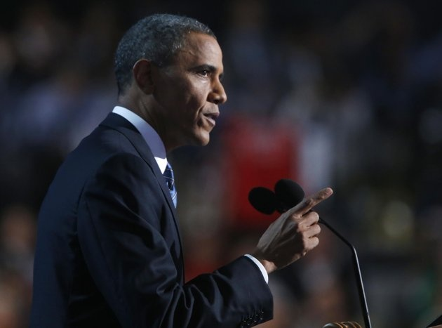 Obama: 'America, our problems can be solved'