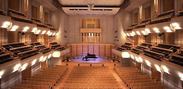 CITY RECITAL HALL - Sydney