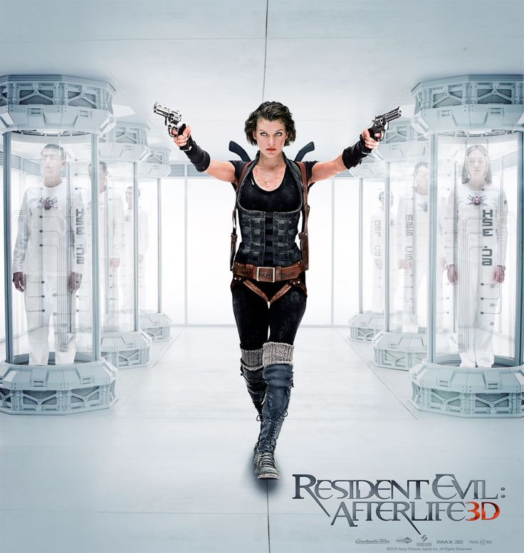 Resident Evil 6: The Final Chapter (2015)   G Dhe Einstein