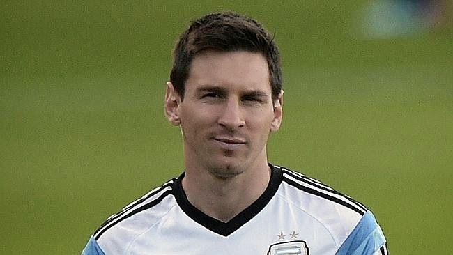 The Legend Lionel Messi: Despite his brilliance in the world cup .. Messi d...