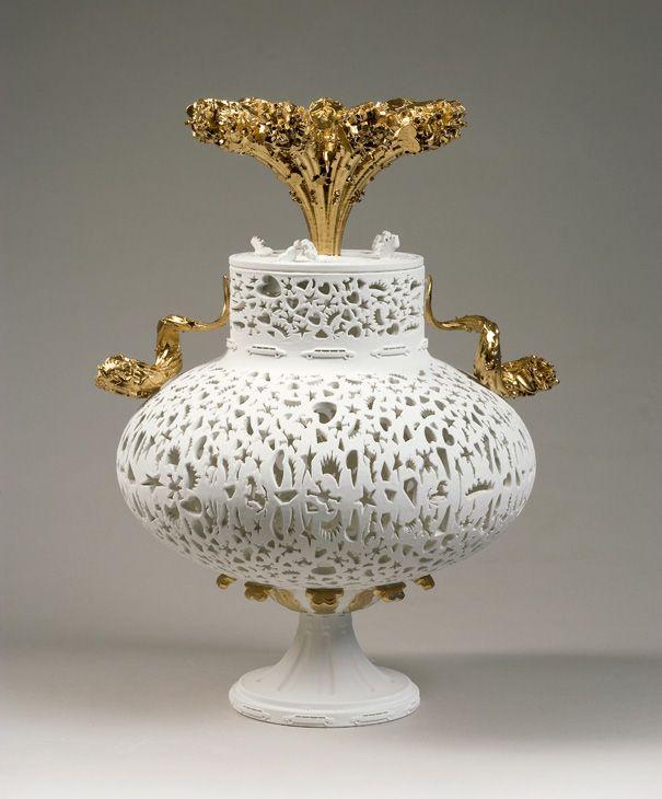 Michael EdenCeramics Design, Ceramics Art, 3Dprint, Contemporary Ceramics, 3D Ceramics, Art Pottery, 3D Prints, Michael Eden, Ceramics Sculpture
