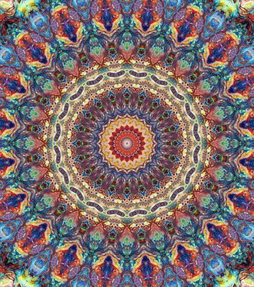 Mandala by Elias Zacarias