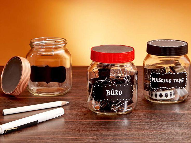 schritt 4 nutella nutella gl ser nutella und glasflaschen. Black Bedroom Furniture Sets. Home Design Ideas