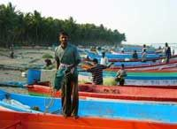 FCF boats in the aftermath of the tsunami in India, Thailand and Indonesia