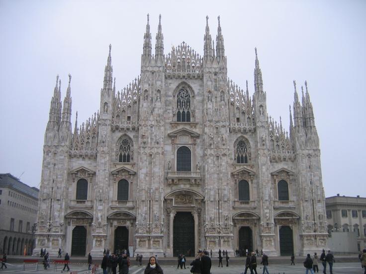 Milano - ミラノ (Duomo - ドゥオーモ)