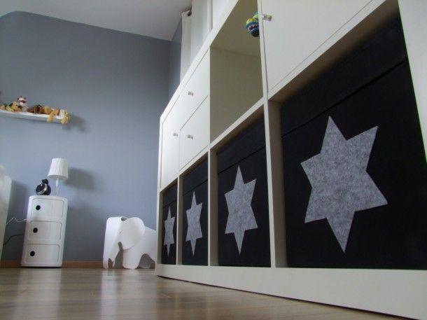 Kinderkamer commode van expedit met een eigen touch door - Relooker une commode ikea ...