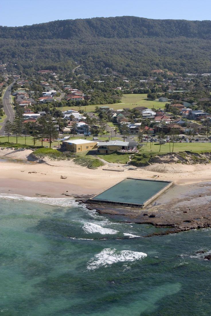 Bulli Beach, Bulli, Illawarra, NSW, Australia