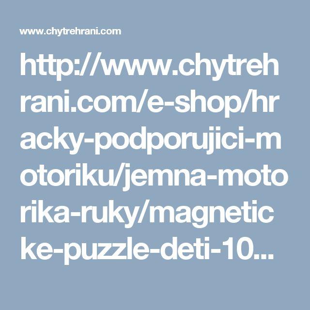 http://www.chytrehrani.com/e-shop/hracky-podporujici-motoriku/jemna-motorika-ruky/magneticke-puzzle-deti-10000107