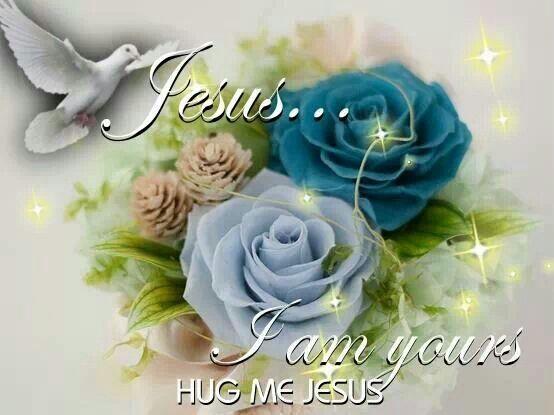 Hug me Jesus✿
