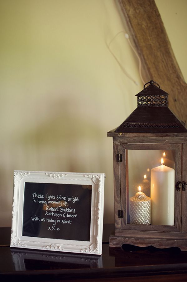 Soft Romantic Rustic Peach Mint Wedding Candles Memories Loved Ones http://www.rebeccadouglas.co.uk/