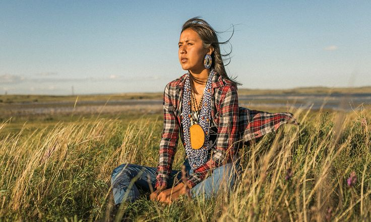 Faces of the North Dakota pipeline protest: 'Sacred land is who we are'