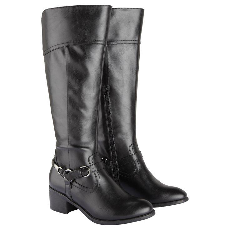 joe browns black ultimate boots at debenhams