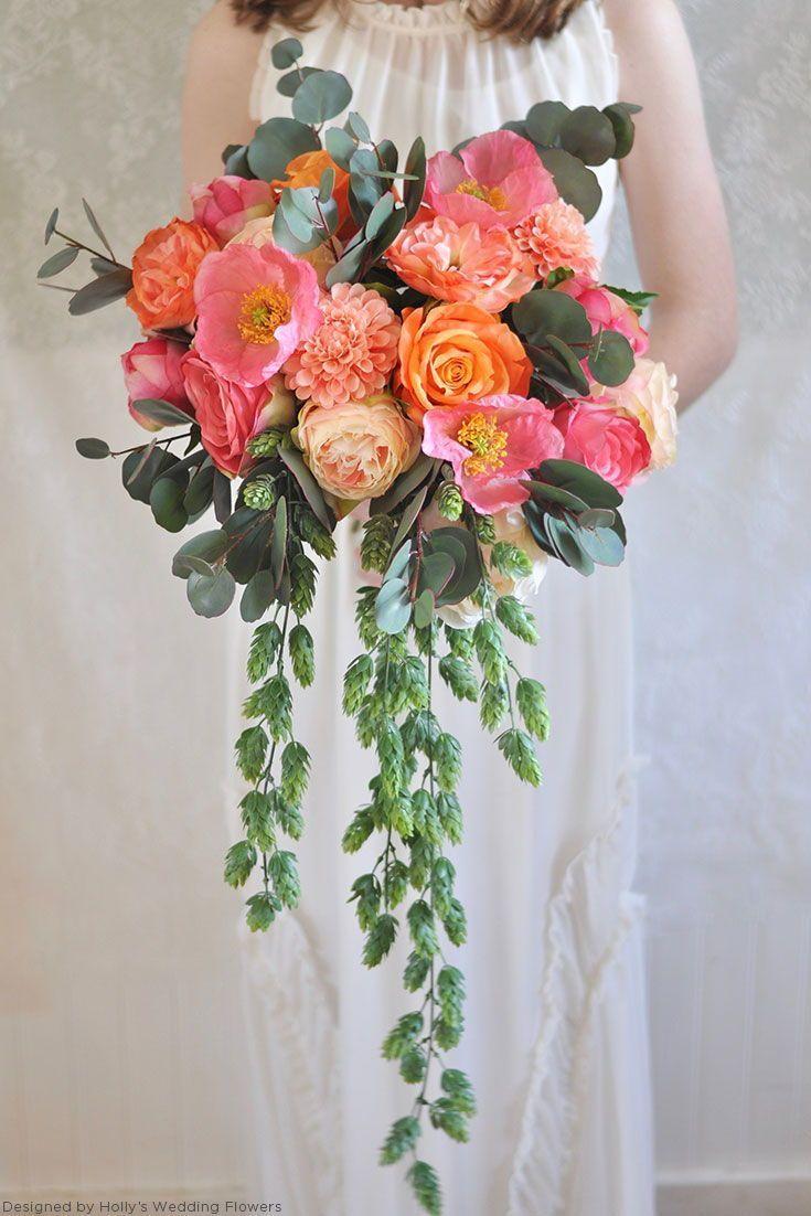 Diy Summer Wedding Bouquet Summer Wedding Bouquets Flower