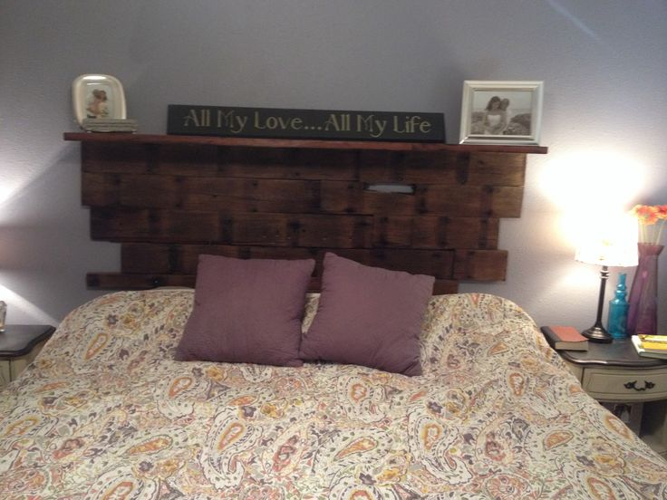 Ikea Mandal Headboard Mounting ~ Alfa img  Showing > Wall Mounted Headboards with Shelves