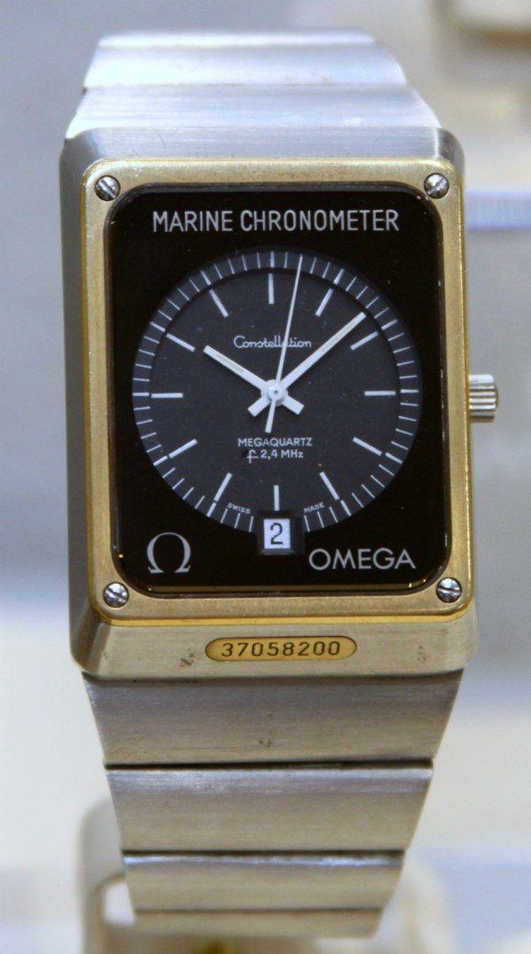 Vintage Omega Marine Chronometer Watch (c 1974)