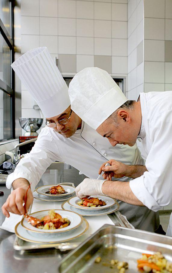 698 best michelin star savoury images on pinterest for Jardin restaurant madison