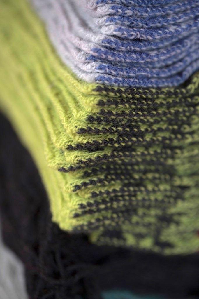 Getting orders ready | McKernan Woollen Mills | Handmade scarves | Made in Ireland | Irish Design | Women's Accessories | Weaving | Knitting