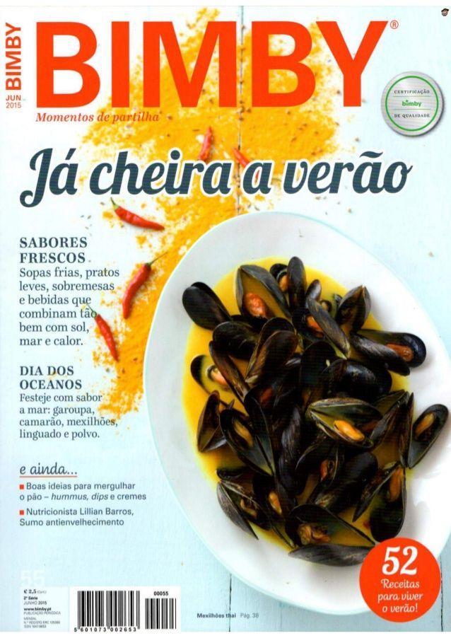 Revista Bimby Junio 2015
