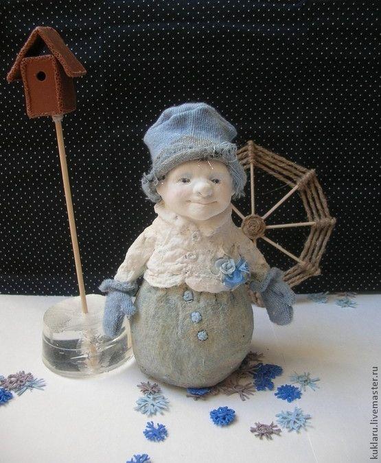 Snowmen by Tatiana Minchenko