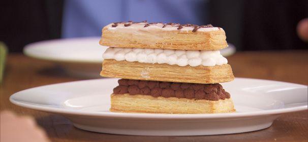 American Baking Competition -Week 6- Technical Bake: Napoleon