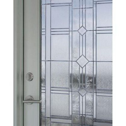 Shower Door Film Cover