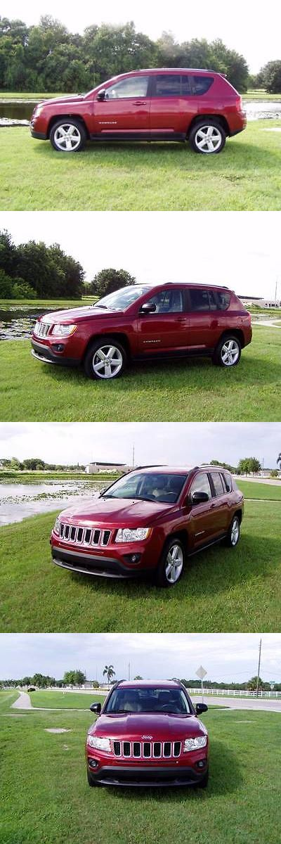 SUVs: 2011 Jeep Compass Limited 4Dr Suv 2011 Jeep Compass Limited 4Dr Suv 27,000 Miles Redline Pearlcoat Suv 2.4L I4 Cvt -> BUY IT NOW ONLY: $12900 on eBay!