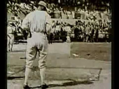 1919 WORLD SERIES Footage:  White Sox vs Reds  3:07