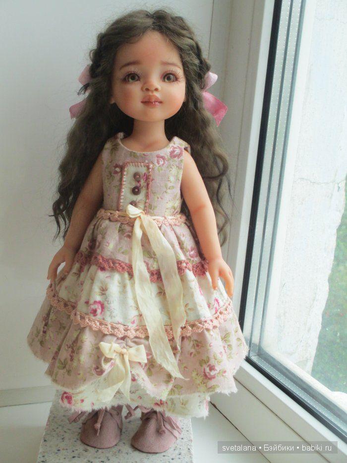 Ариша. ООАК Paola Reina. Продолжение. Мы готовы / Paola Reina, Antonio Juan и другие испанские куклы / Бэйбики. Куклы фото. Одежда для кукол
