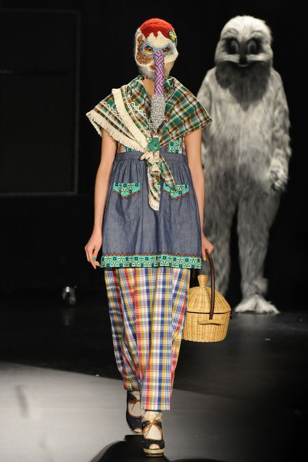 Ne-Net Spring 2013 Ready-to-Wear
