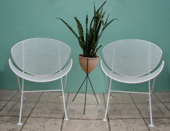 52 best vintage mid century patio furniture images on Pinterest ...