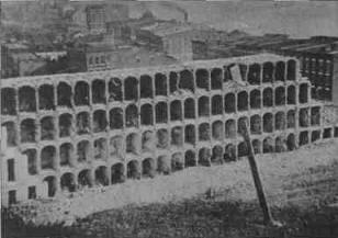 Alton IL history | Madison County ILGenWeb - Alton Penitentiary/Civil War Prison