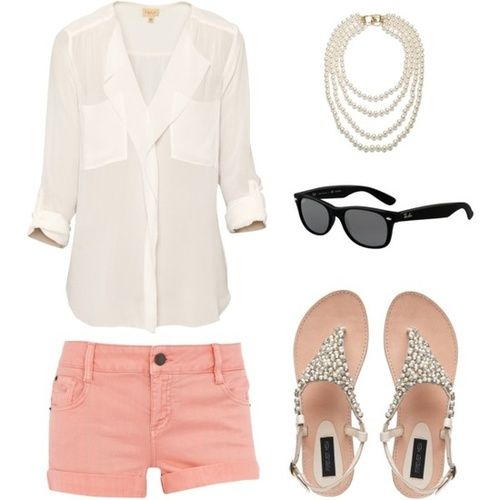 Clothes for spring...if only the sun would come out