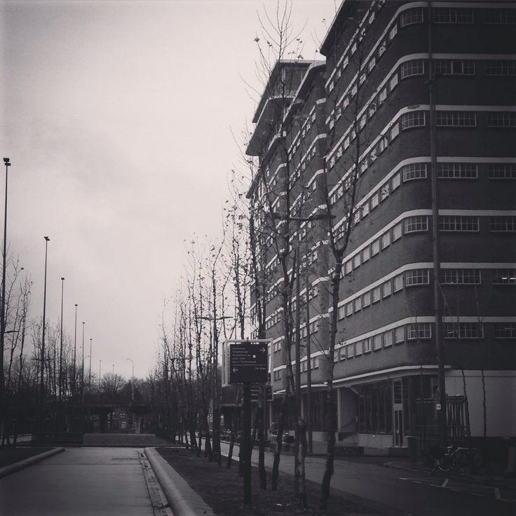 Veemgebouw - Vershal