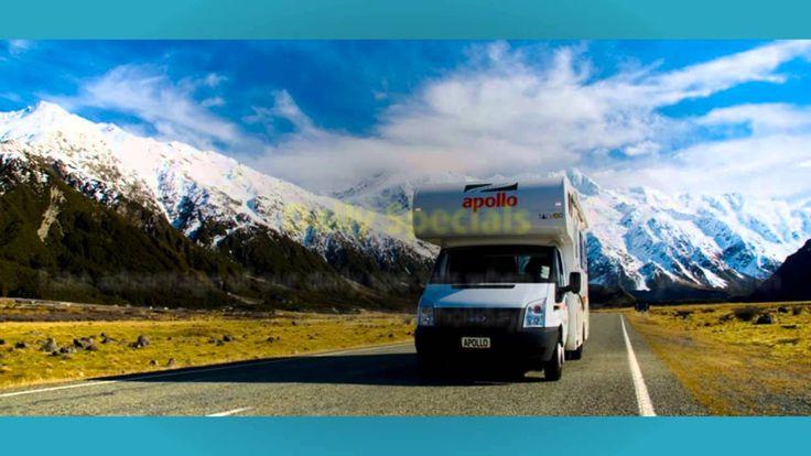 hire a campervan Perth