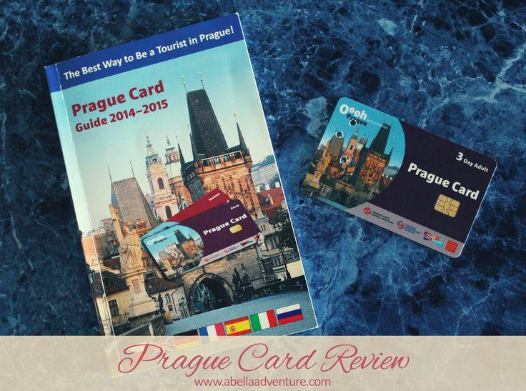 Prague Card Review | A Bella Adventure |  http://www.abellaadventure.com/travel/prague-card-review/