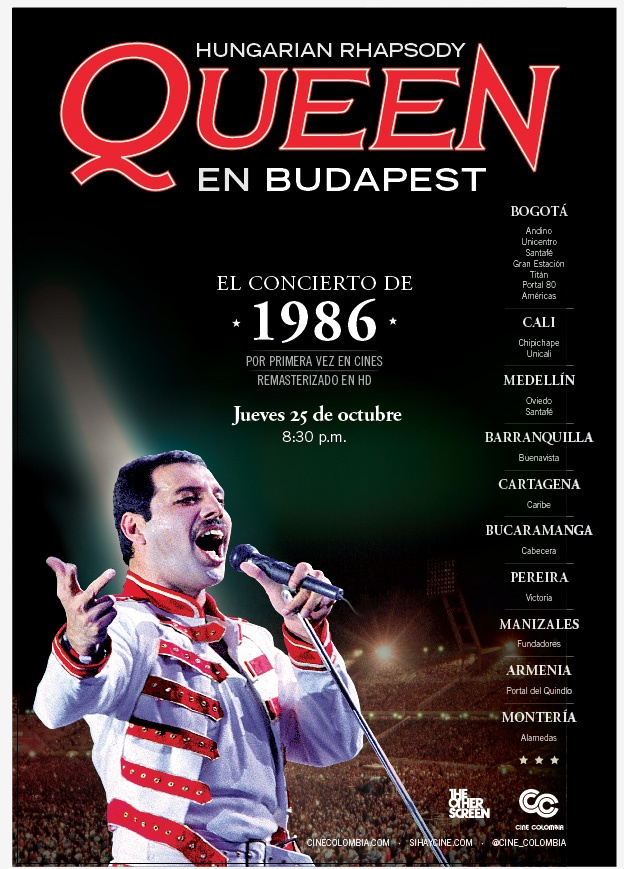 Queen - Hungarian Rhapsody Live in Budpest 1986.