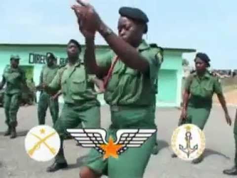 Recrutement Génie militaire au Gabon.mp4