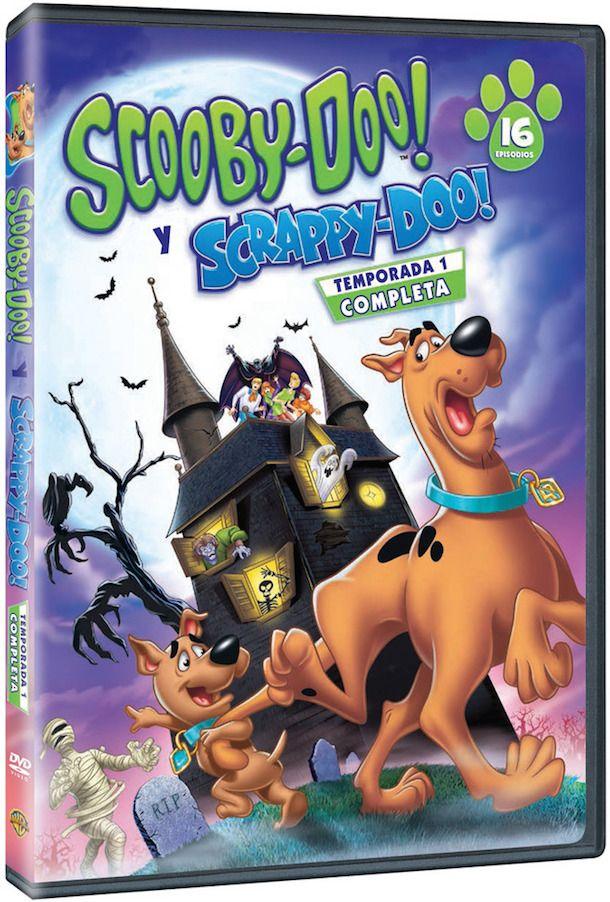 Scooby-Doo! y Scrappy-Doo!. La temporada 1 completa / IDVD Sco