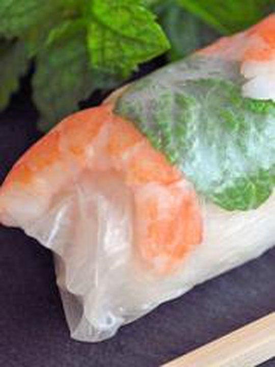 Rouleaux de printemps  lire la suite :http://www.sport-nutrition2015.blogspot.com